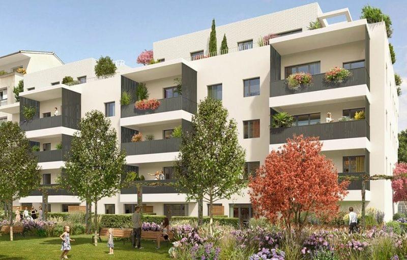 Nouveau projet immobilier de prestige à Lyon 4 : Esprit Croix Rousse