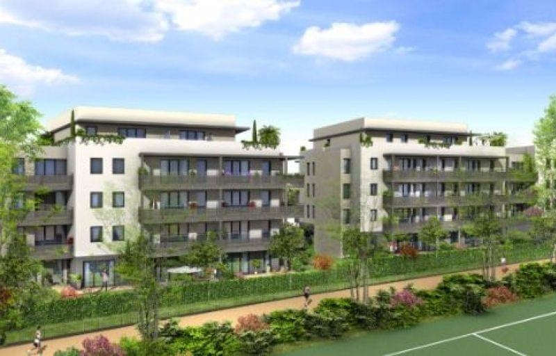 Appartement neuf Lyon 4