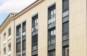 Plus d info sur la résidence Richan Appart à Lyon 4