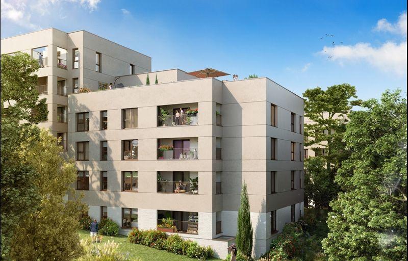 Plus d info sur la résidence Green Side à Lyon 5