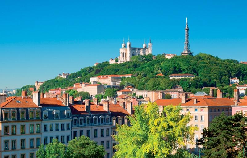 Résidence à Lyon 5 Quartier et emplacement recherché, Prestations haut de gamme, Vues sur le Parc de la Garde,