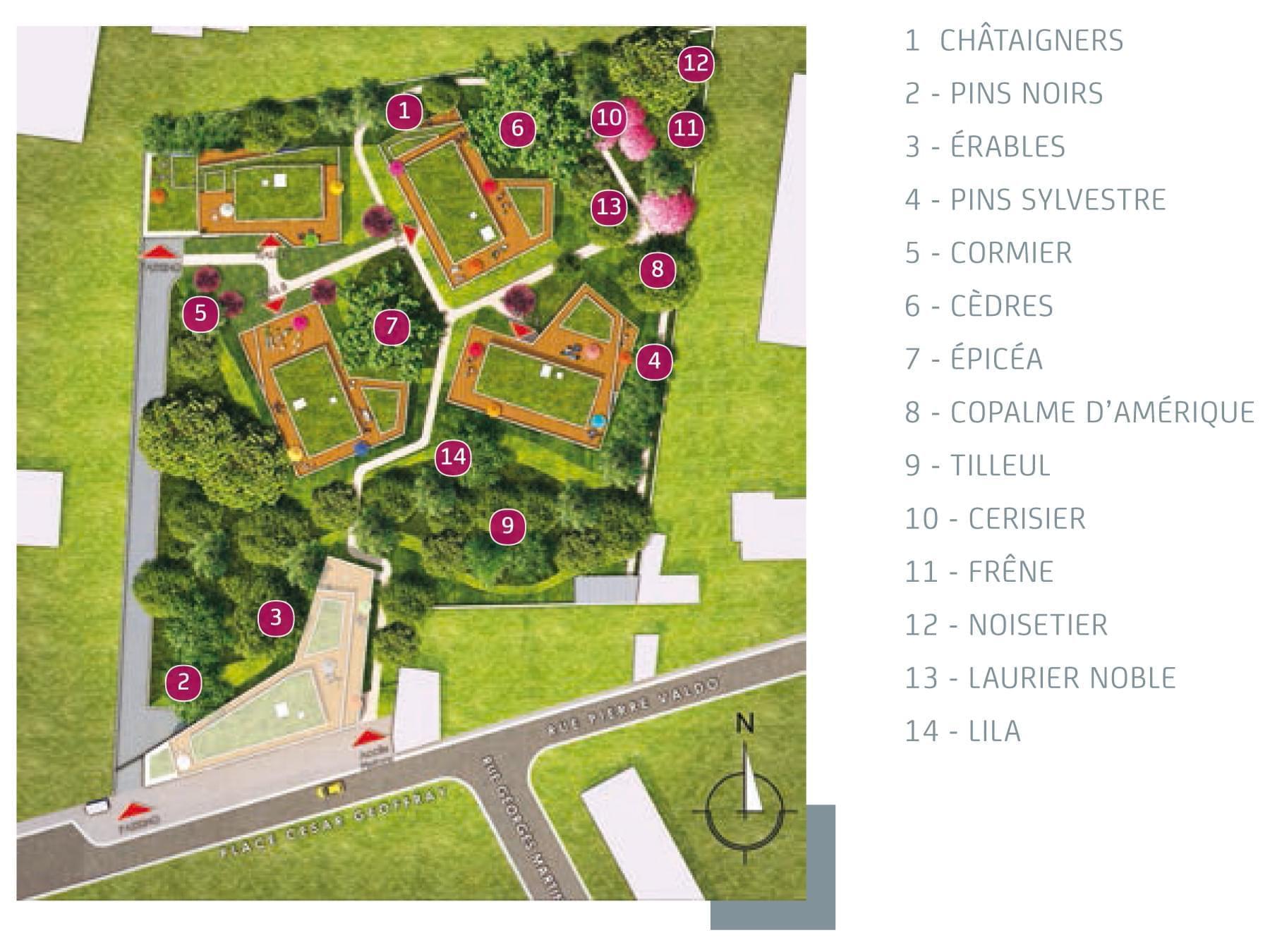 Achat immobilier neuf lyon 5 dans parc bois ivory park for Achat dans du neuf