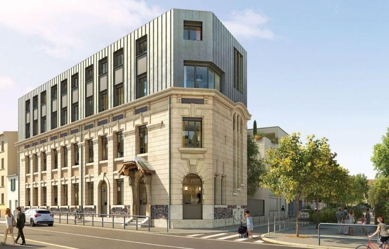 La Cour des Secrets Lyon 5