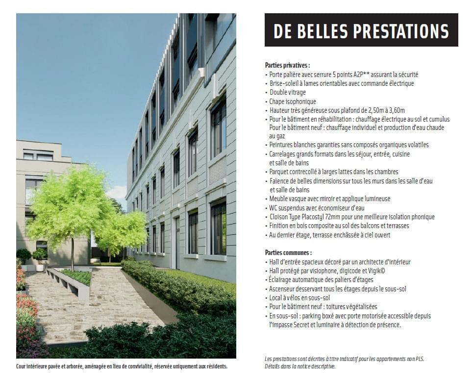 Résidence à Lyon 5 Charmants duplex rénovés, Belles hauteurs sous plafonds, Emplacement de premier choix, ,