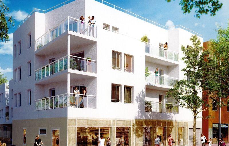 Appartement neuf 60 avenue du Point du Jour à Lyon 5 : le Sandro par MCA Promotion