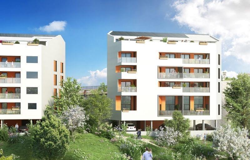 Les terrasses du Trion Lyon 5