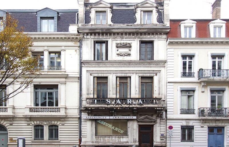 Pinel ancien réhabilité à Lyon 6ème arrondissement : programme Duquesne Plaza éligible aussi au déficit foncier