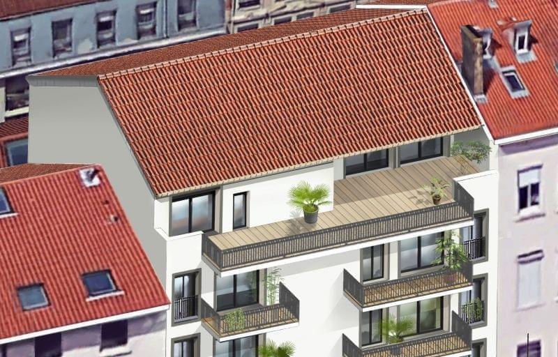 Immobilier Prestige Lyon 6 : Les Balcons Tête d'Or