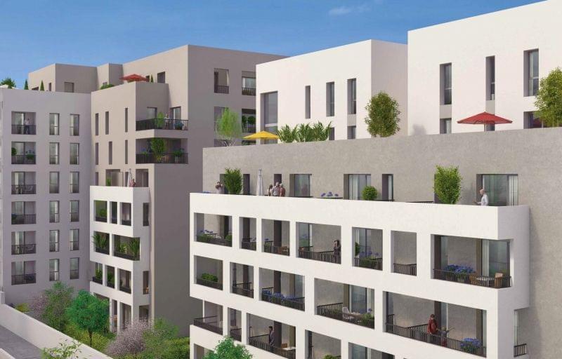 Appartement Loi Pinel à Lyon 7 69007 Programme Immobilier Neuf T1 T2 T3 T4 T5 Lyon 7ème