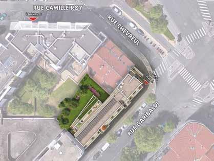 Centre des impots lyon rue garibaldi
