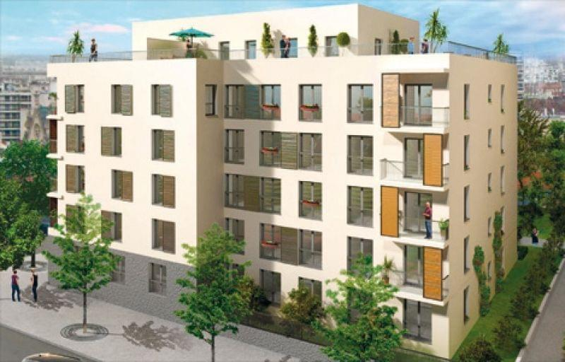 Immobilier neuf lyon 7 jean mac pour investir le carr mac for Investir appartement neuf