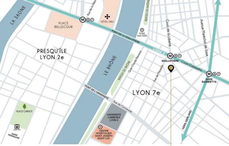 Programme neuf Lyon 7