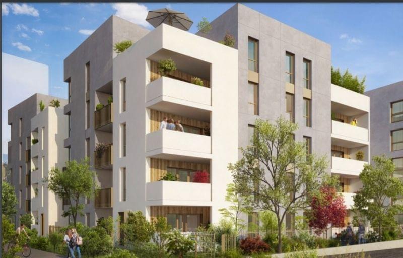 Plus d info sur la résidence Millesime à Lyon 7