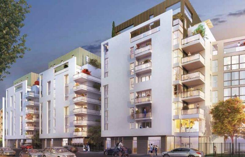 Un projet immobilier neuf d'envergure à Lyon 7 berges du rhône : Résonances