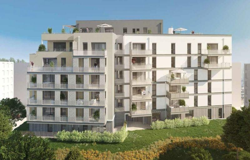 Immobilier neuf Lyon 7