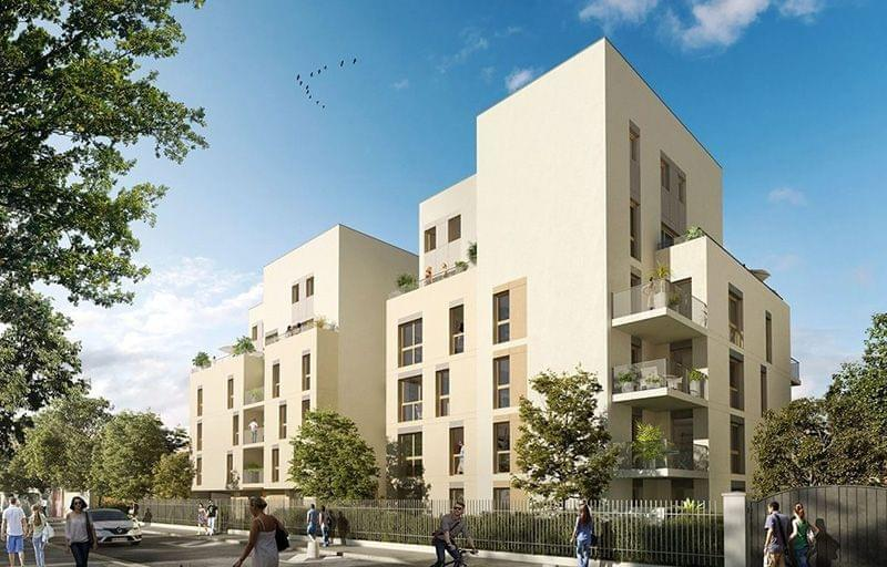 Programme immobilier neuf Lyon 8