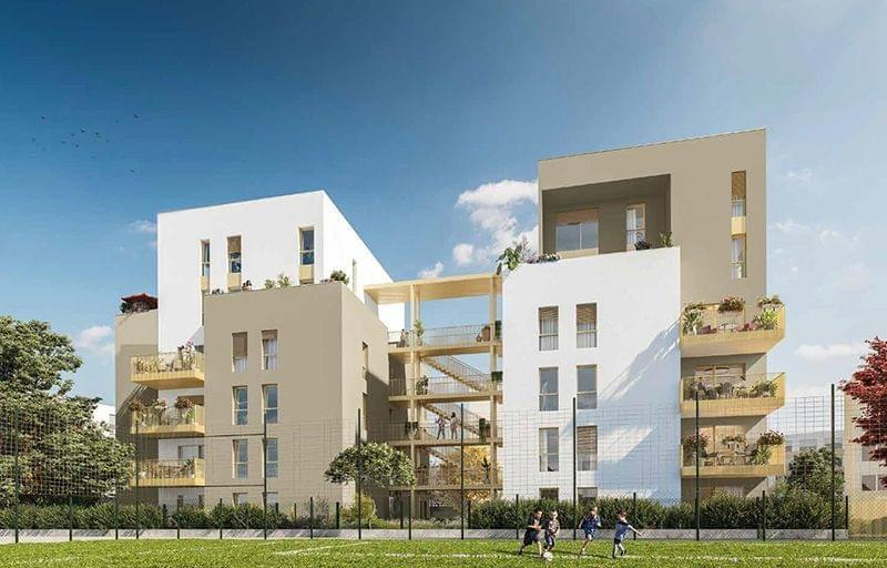 Programme immobilier neuf Lyon 8