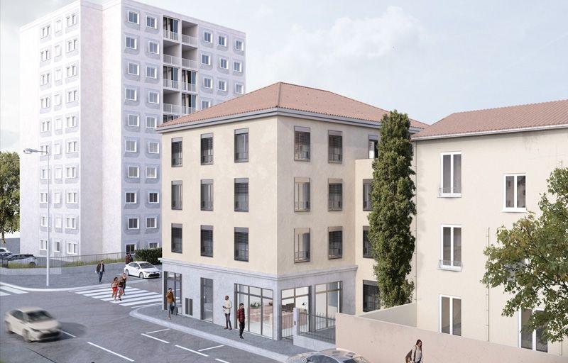 Plus d info sur la résidence Le corner à Lyon 8