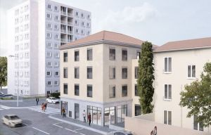 Residence etudiante Lyon 8