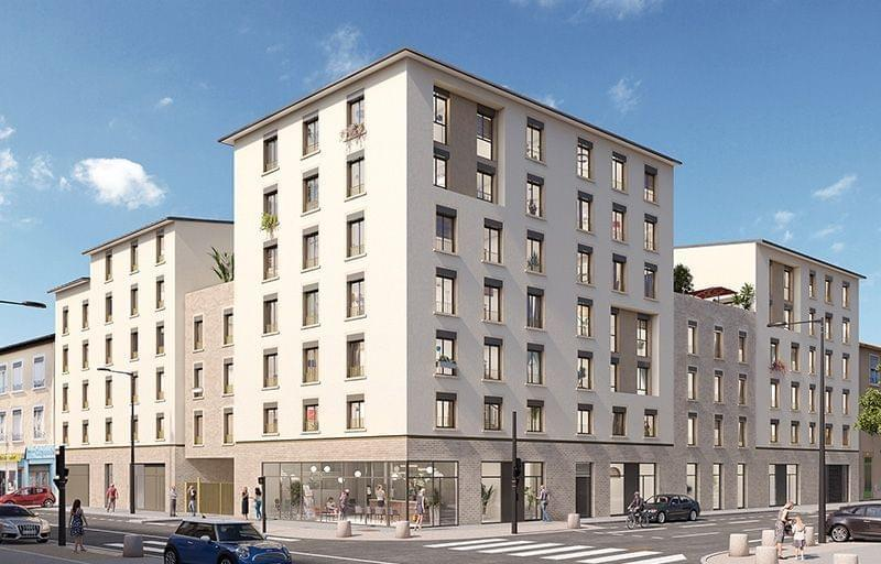 Immobilier neuf Lyon 8