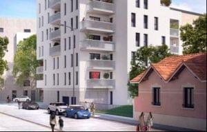 Appartement neuf Lyon 8