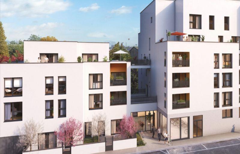 Plus d info sur la résidence Néo à Lyon 8