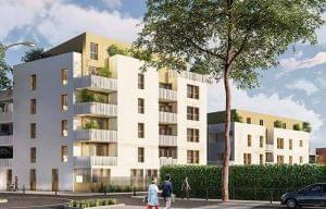 Plus d info sur la résidence Orea à Lyon 8