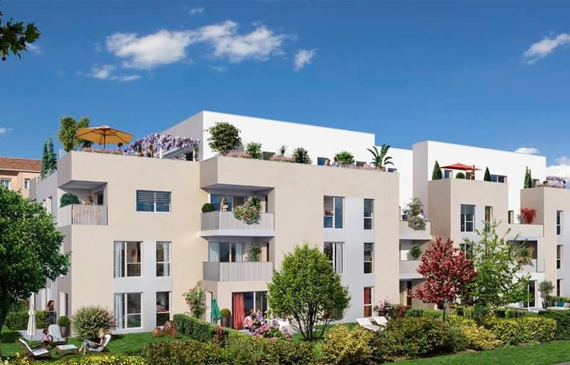 Résidence à Lyon 8 Idéal investisseurs, Proche hopitaux et facs, Proche forts bassins d'emplois,