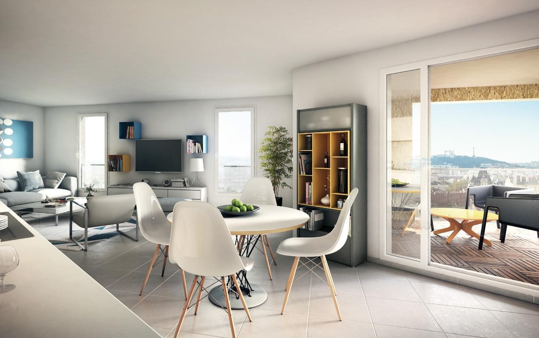 Location Appartement Lyon Eme