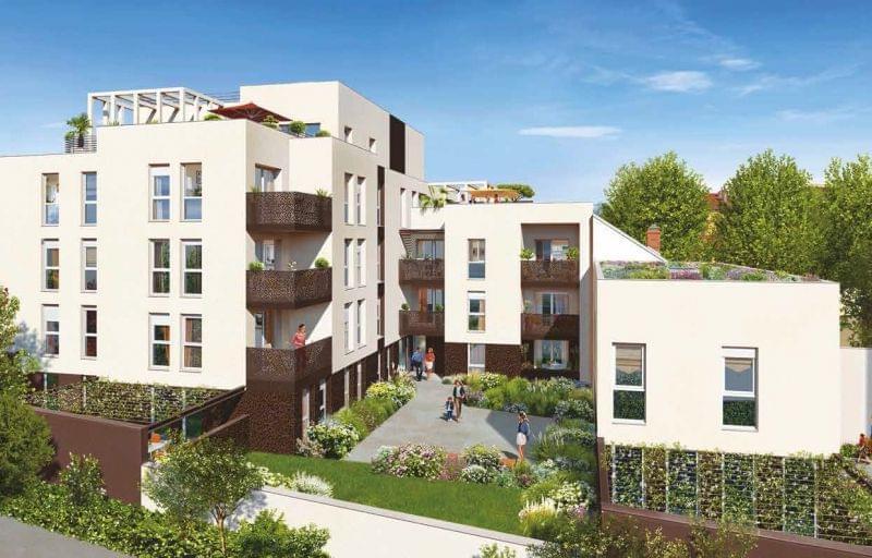Recherche logement neuf pour investir à Lyon 8 : notre résidence Serena