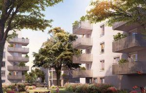 Plus d info sur la résidence Vert Millon à Lyon 8
