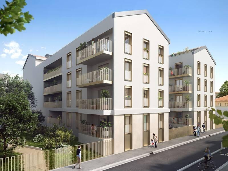 Résidence à Lyon 9 Proche commerce, Proche transports en commun, Proche campus,