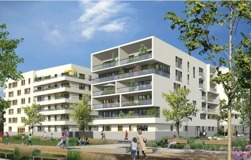 Immobilier neuf Lyon 9