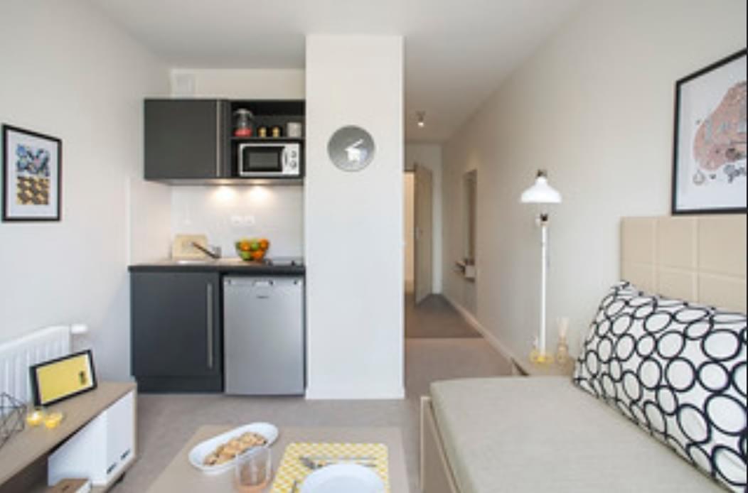 Résidence à Lyon 9 Studio dispo rapide, Métro, commerces, Idéal invest étudiant LMNP,