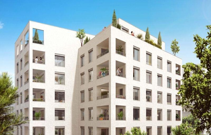 Plus d info sur la résidence Pur Valmy à Lyon 9