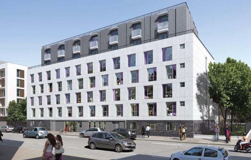 Residence etudiante Lyon 9