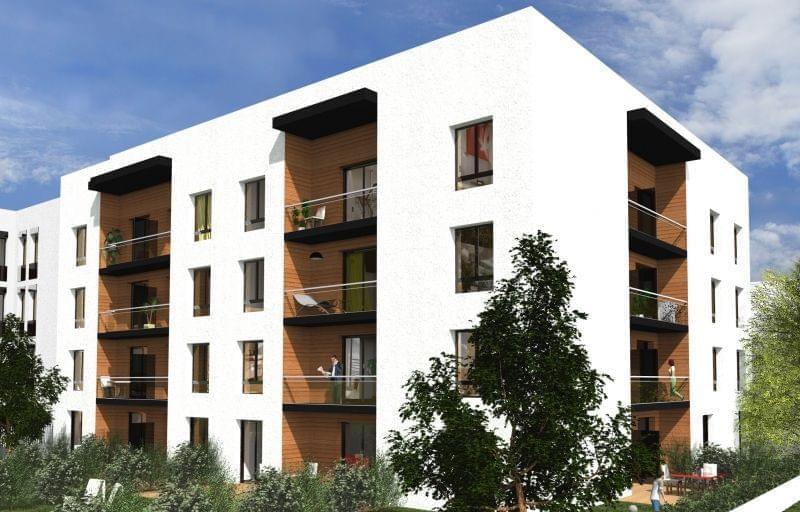 Programme immobilier neuf Meyzieu