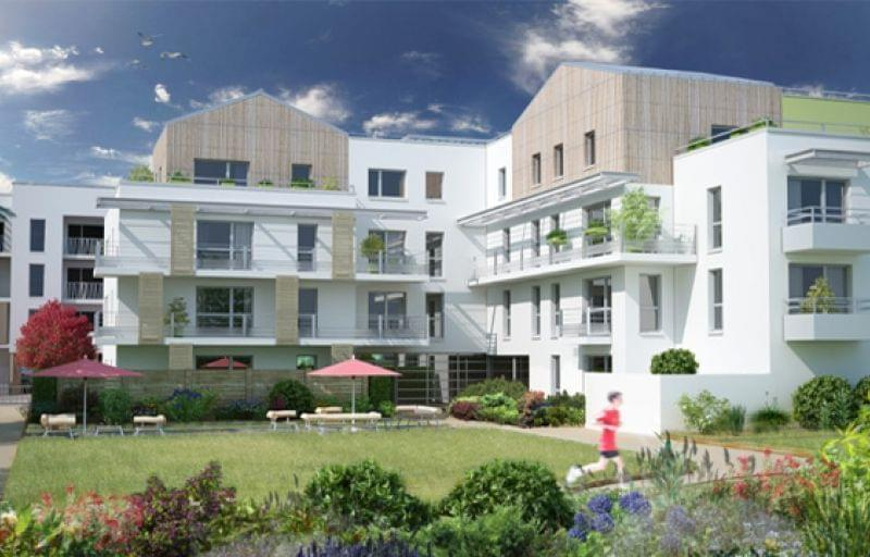 Appartement neuf Meyzieu
