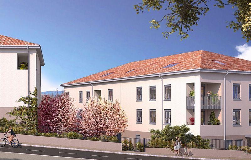 Plus d info sur la résidence Les Oréades à Neuville sur Saône