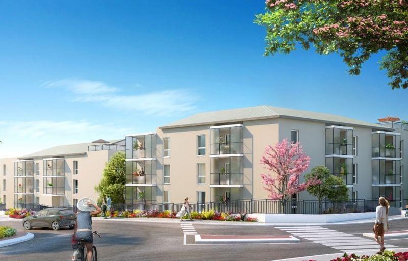Immobilier neuf Neuville sur Saône