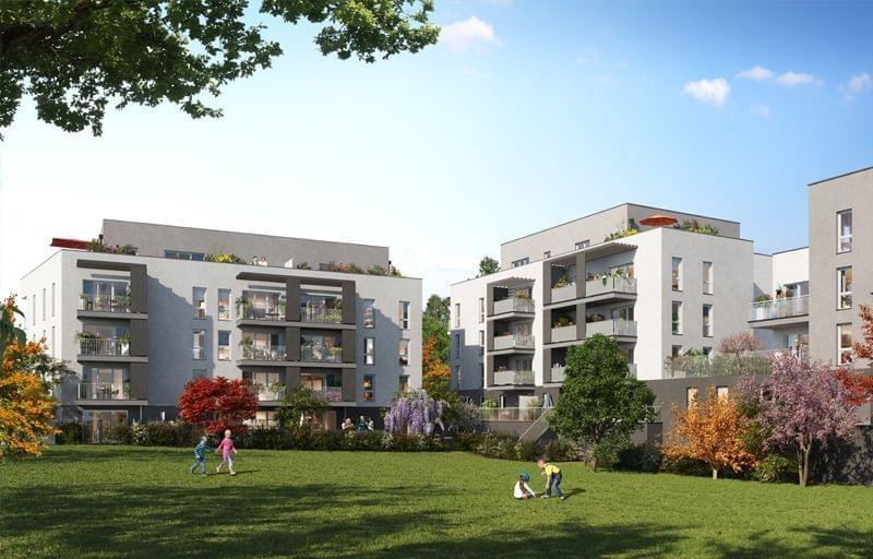 Plus d info sur la résidence Privilège 44 à Neuville sur Saône