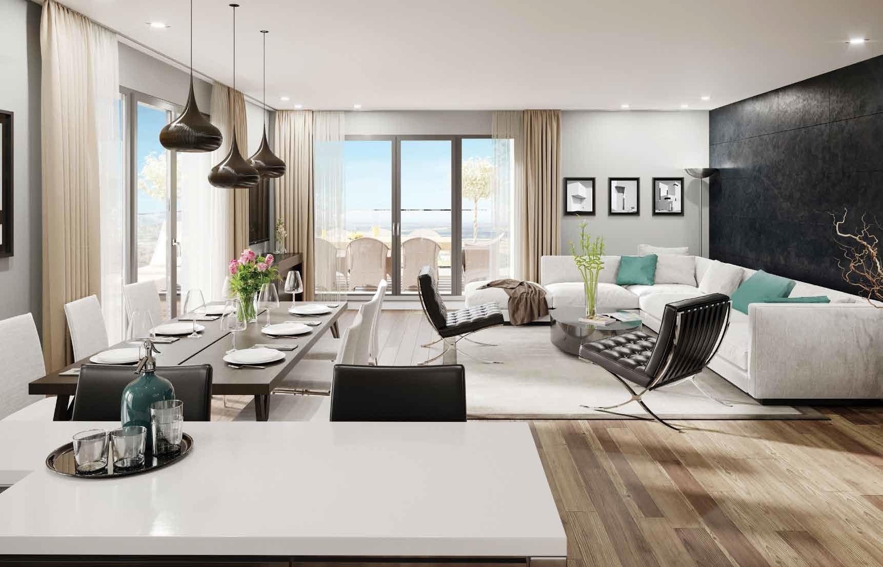 Programme immobilier neuf dans le centre de neuville sur for Achat maison neuf 83