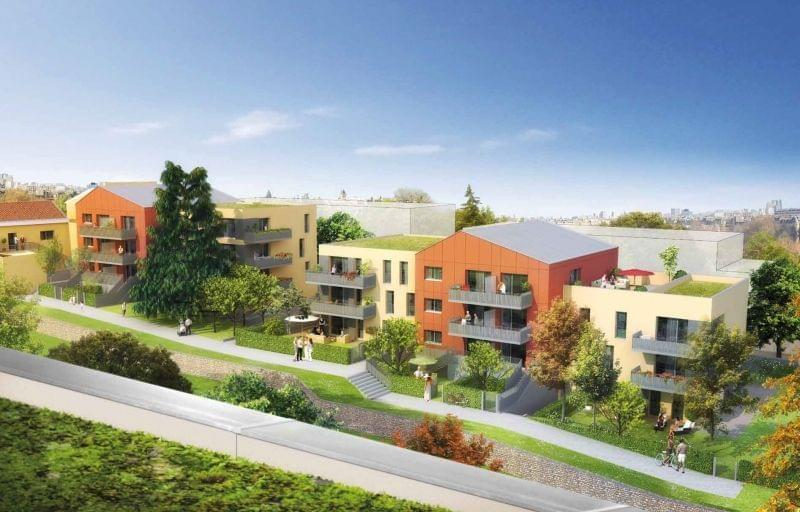 Appartement neuf Oullins : Le 7 d'Or