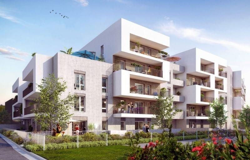 Immobilier neuf Pierre Benite