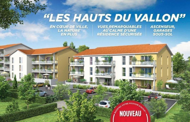 Les Hauts du Vallon Pollionnay