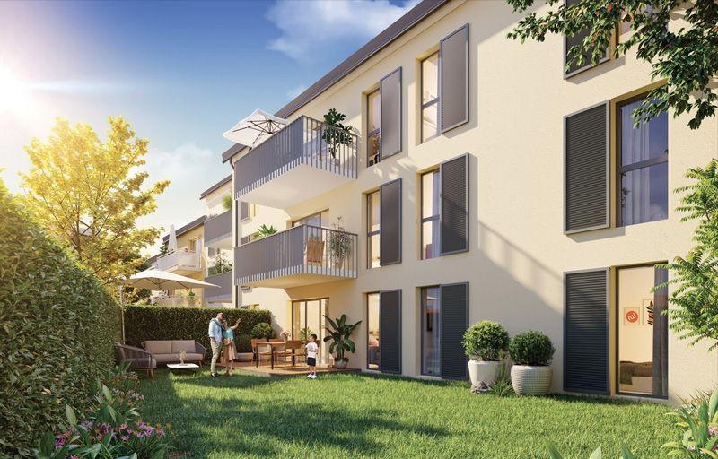 Plus d info sur la résidence Green Village - Vancia à Rillieux la Pape