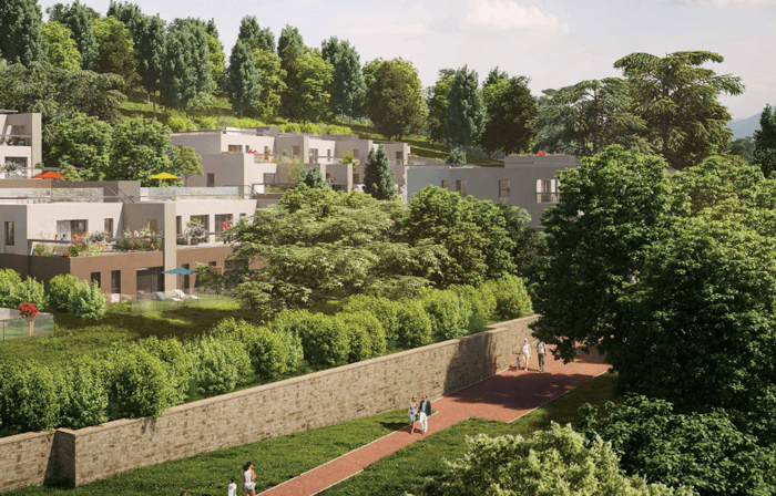 Programme immobilier neuf Saint Cyr au Mont d