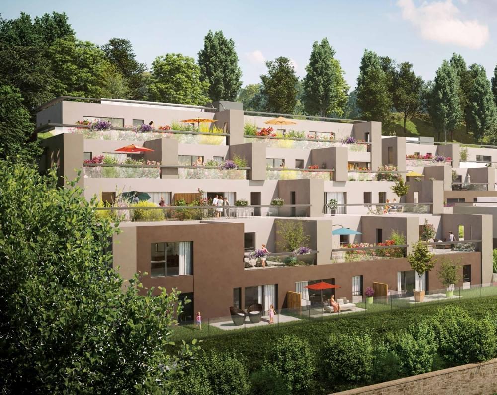 Résidence à Saint Cyr au Mont d'Or Proche Lyon, Proche écoles et commerces, Environnement calme,