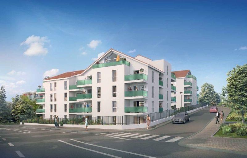 Appartement neuf Saint Fons
