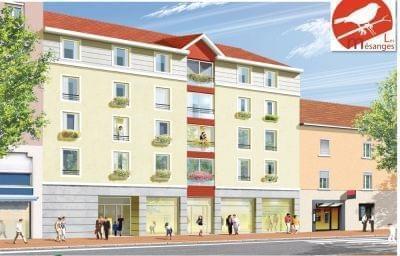 Programme immobilier neuf Saint Fons